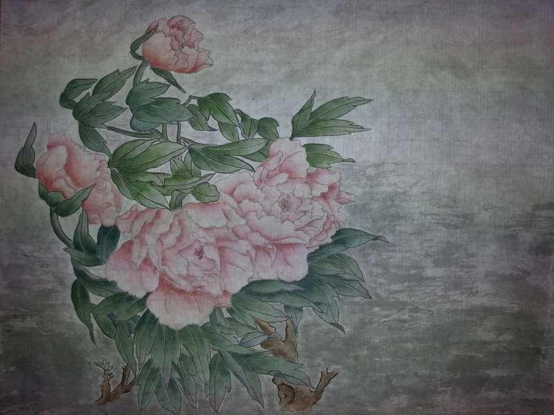 Monlulu Atelier | Les Peintures / Objets Patines / Peintures